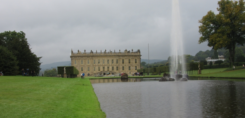 Chatsworth House and Grounds