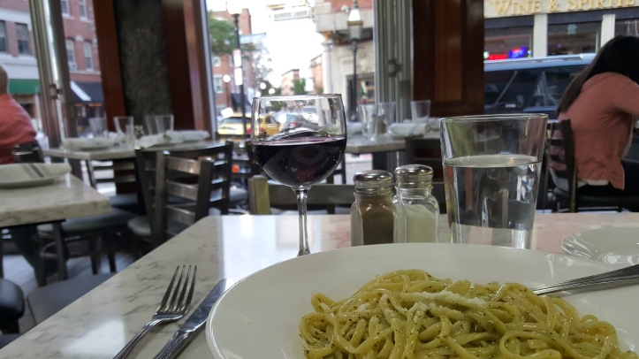 BenCotto, my favorite Italian restaurant in Little Italy