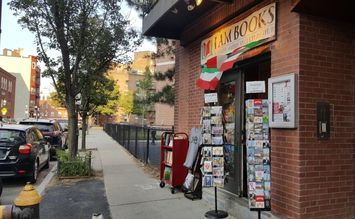 I Am Books Italian American Bookstore