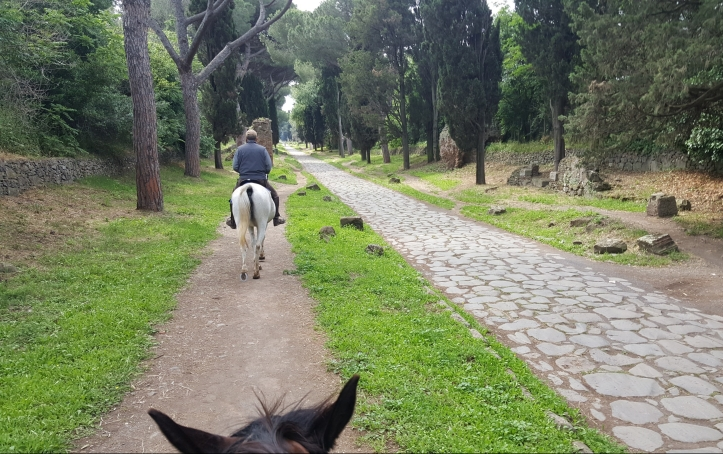 Riding Ancient Rome Appia Antica Trail Ride