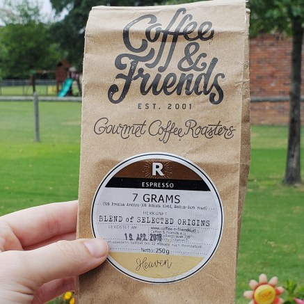 7 Grams Espresso from Coffee & Friends